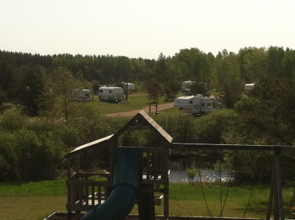 Camp near Itasca Park MN RV Park